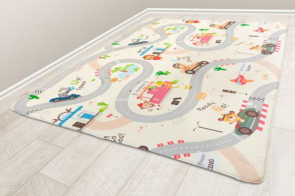 Детские ковры напольные